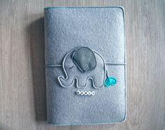 Mutterpass U-Heft Hülle Elefant