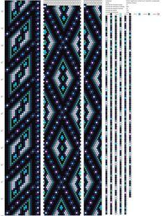 21 around bead crochet rope pattern Crochet Bracelet Pattern, Crochet Beaded Bracelets, Beaded Necklace Patterns, Bead Crochet Patterns, Bead Crochet Rope, Bead Loom Bracelets, Beading Patterns, Beaded Crochet, Counted Cross Stitches