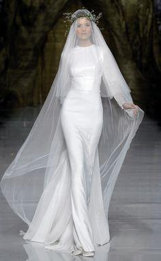 Best Wedding Dress Trends From Bridal Fashion Week Wedding