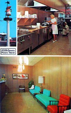 little caesars pizza treat 1960s