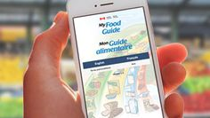 My Food Guide is an interactive tool that customizes Canada's Food Guide just for you. Healthy Food Choices, Healthy Recipes, Canada Information, Canada Food Guide, Government Of Canada, Nutrition Tips, Eating Well, I Foods, Mobile App