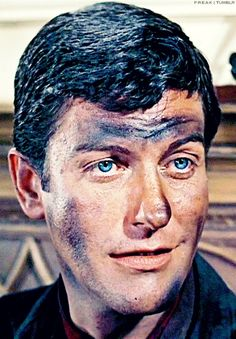 *BERT ~ DICK VAN DYKE, 1964, He has the most incredible blue eyes!!