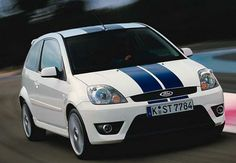 Ford Fiesta Street 10. While we in the US were being given SUVs and mini vans in the nineties in Europe they were getting cars like this.