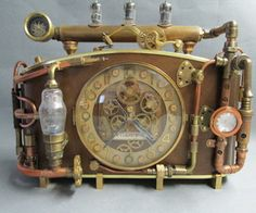 halloween prop gauges | Technology Steampunk Recent Instructables