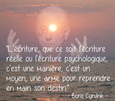 Boris Cyrulnik   neurologue, psychiatre et psychanalyste français (1937-)