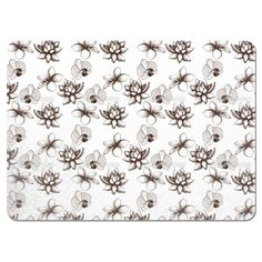 Uneekee Vintage Exotic Plants Placemats