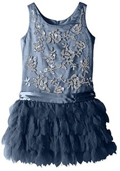 Biscotti Big Girls' Drop Waist Dress with Tiered Netting Skirt, Blue, 7 Biscotti http://www.amazon.com/dp/B010PTOAFQ/ref=cm_sw_r_pi_dp_Ec3lwb11M91PP