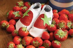 Its time for strawberries