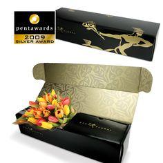 097 PENTAWARD 09 FTD No Wonder This Fab Flower Packaging Won