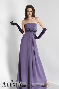 Prom Dresses Bridesmaid Dresses Empire Ankle Length Strapless Sheath Column Chiffon Handmade Flower , You will find many long prom dresses and gowns from the top formal dress designers and all the dresses are custom made with high quality Empire Bridesmaid Dresses, Designer Bridesmaid Dresses, Bridesmaid Dress Styles, Designer Dresses, Prom Dresses, Bridesmaids, Social Dresses, Wedding Dresses, Dresses 2013