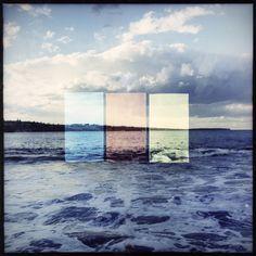 Jessie English Photographer Art Shape Color Feel Kate Tucker Photogram