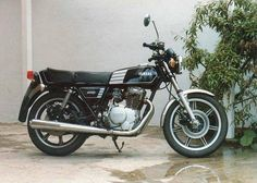 Yamaha XS250. 17 = my first motorcycle. Not the fastest 250, but it confirmed the two wheel dream for me!