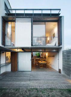 Beautiful modern design. #modern #architecture #home