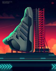 Adidas Fusée