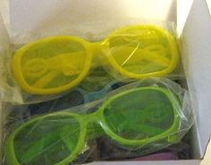Girl's Sunglasses 12 Pair New #unknown #oval