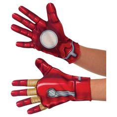 Marvel Iron Man Boys' Gloves : Target