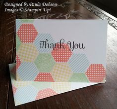Stampinantics: THANK YOU SAMPLER