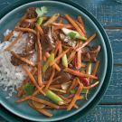 Try the Beef and Sweet Potato Stir-Fry Recipe on williams-sonoma.com