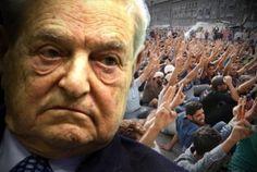 George Soros has been caught funding dozens of lawsuits blocking President Trump's efforts at preventing terrorists from entering the country. George Soros, Burning City, Banana Republic Style, Enemy Of The State, Interview, Heart Of Europe, Refugee Crisis, World Leaders, In The Heart