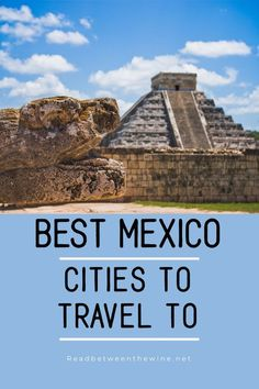 Are you wondering which part of Mexico is the best place to travel to? You came to the right place! Know before you go and read up on my personal favorite Mexico destinations.