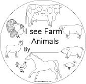 Great bingo game to learn farm animals. There is a video