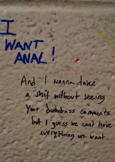 Funny Bathroom Wall Graffiti funniest bathroom wall graffiti - 28 photos | funny - radass