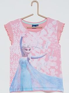Camiseta de manga corta 'Frozen'