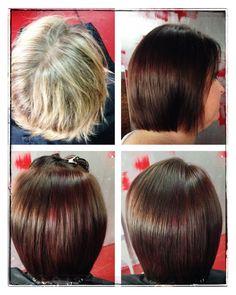 HairStudio20 - Boykin & Marci - www.hairstudio20.com -  Client: Dana Scrivener