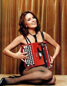 Tina Fey = writing rock star.  Love her!