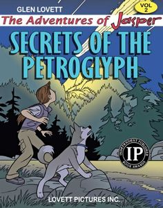 Secrets of the Petroglyph (The Adventures of Jasper Book 2) eBook: Glen Lovett: Amazon.ca: Kindle Store