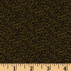 Peppery Allover Black Fabric By The Yard