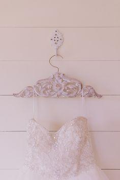 Bridal hanger display!