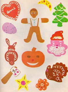 McCall's Giant Golden Make-It Book by my vintage book collection (in blog form), via Flickr