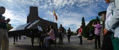 Muy buena iniciativa...  La Fundación Jesús Serra coloca siete pianos repartidos por puntos clave de la 'Milla de Oro' madrileña