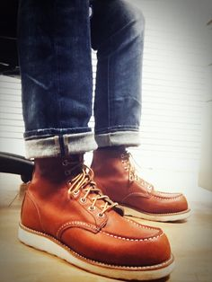 Red Wing Boots, Wedge Boots, Fashion Killa, Hypebeast, Combat Boots, Oxford Shoes, Dress Shoes, Wedges, Jeans