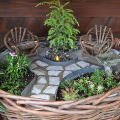 """Basket idea """"Saw this... thought I should re-pin!!!"""""""