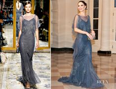 Image detail for -Georgina Chapman, who dressed the First Lady for the White House ...