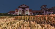 minecraft-farm-villa