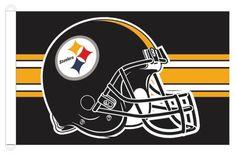 Pittsburgh Steelers 3'x5' Flag