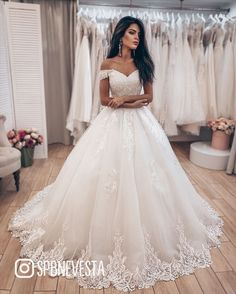 Fluffy Wedding Dress, Cheap Wedding Dress, Wedding Dresses, Tulle Wedding, A Line Bridal Gowns, Lace Applique, Vintage Lace, Wedding Events, Corset