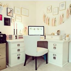 craft room ideas bedford collection. Our Bedford Desk Is Looking Good In Office! This Cute Spot Must Make Working From Home A Blast. Craft Room Ideas Collection