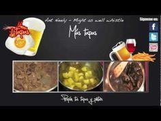 cocinillas yum Tapas, Oatmeal, Breakfast, Food, Youtube, Beautiful, Aioli, Food Recipes, Meal