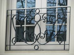Wrought iron balconies - Galleries - Budget Wrought Iron Pty Ltd