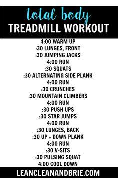 Total Body Treadmill