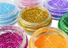 Come Fare Decorazioni Unghie con Glitter e Brillantini