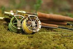Fly Fishing - Hardy Fly Reels - A Fly Fishing Woman