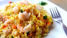 Recette toute simple de riz cantonais - Recettes de cuisine, trucs et conseils - Canal Vie