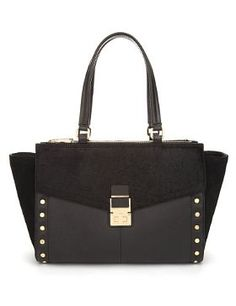 Autograph leather tote £169
