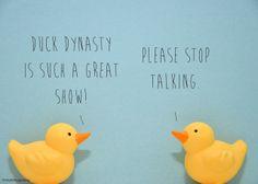 Ducks like Duck Dynasty by Crummy Gummy