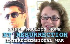 Linda Moulton Howe: ET Recurrection Annunnaki & Interdimensional War